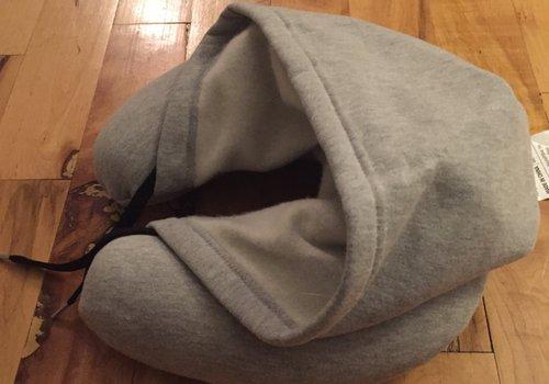 Hoodie Pillow Side