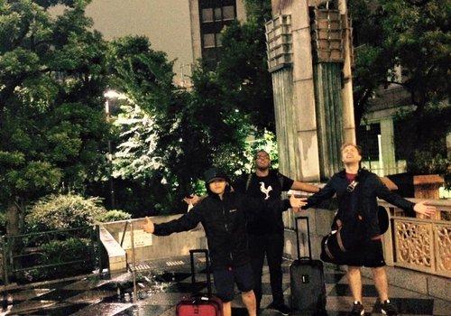 Guys in tokyo