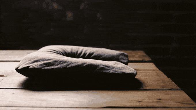 Hideout neck pillow